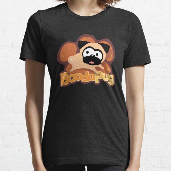 Tugg Pawprint Logo Tee (Orange) Essential T-Shirt