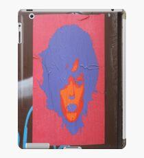 """Warhol Stencil Graffiti """"Kate"""" iPad Case/Skin"""