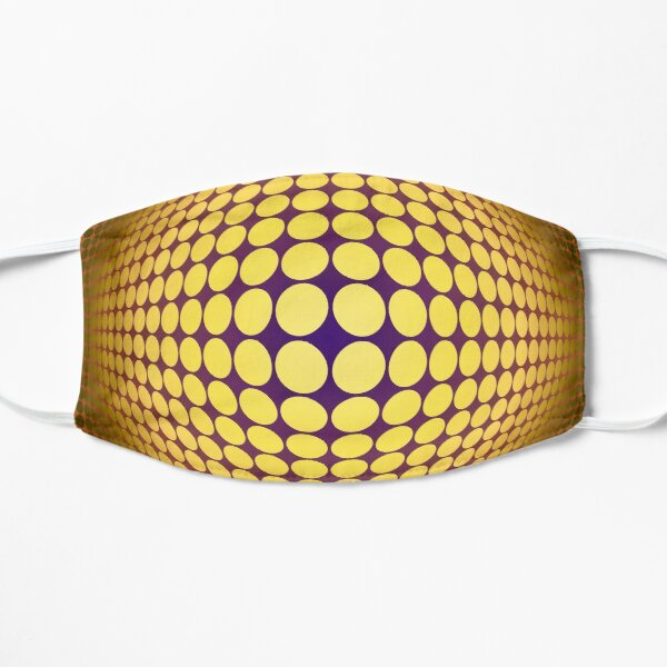 Victor Vasarely Homage 29 Mask