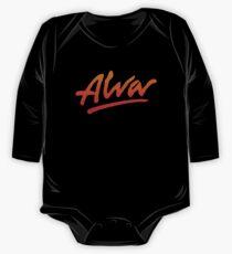 Alva Skate Baby Body Langarm