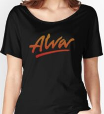Alva Skate Women's Relaxed Fit T-Shirt