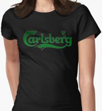 Carlsberg Beer Women's Fitted T-Shirt
