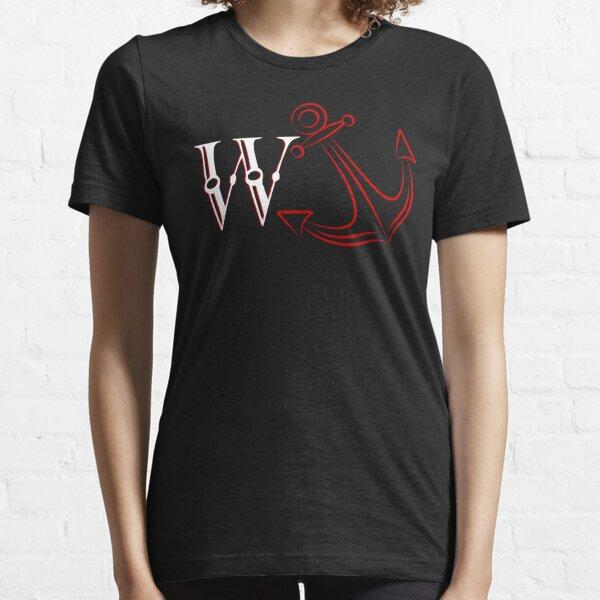 W Anchor Wanker Essential T-Shirt