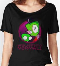 Invader Zim Gir Alien Women's Relaxed Fit T-Shirt