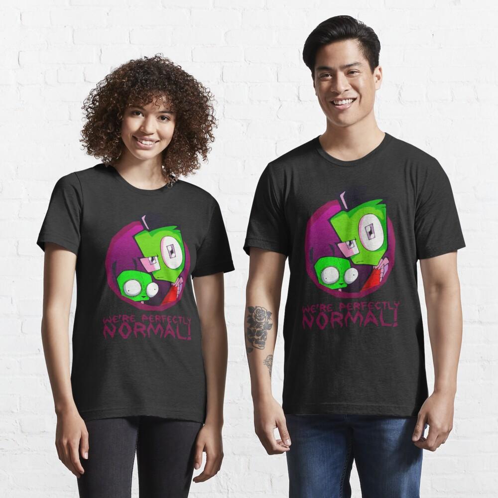 Invader Zim Gir Alien Essential T-Shirt
