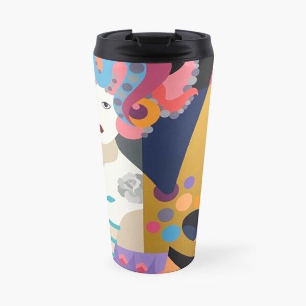 Daija Rose Travel Mug
