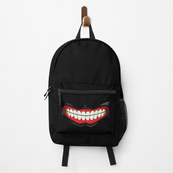Eye Patch Ghoul - Ken Kaneki Mask (Tokyo Ghoul-Inspired Design) Backpack