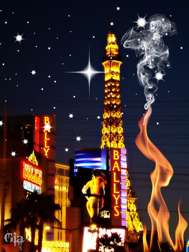 """""""What Happens In Vegas""""  by Gail Jones"""