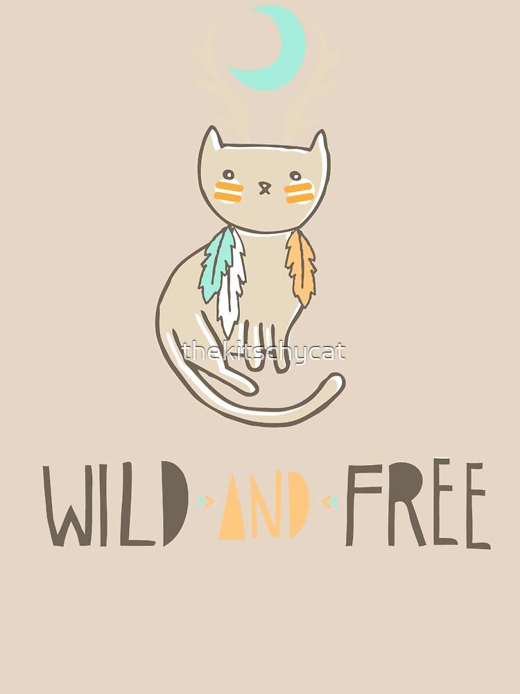 Wild and Free | Women's T-Shirt