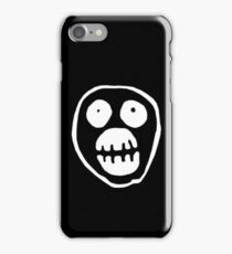 Mighty Boosh Face iPhone Case/Skin