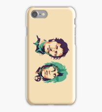 Vince and Howard iPhone Case/Skin