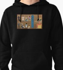 Communities of Ancient Egypt Pullover Hoodie