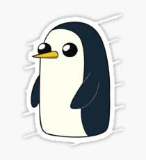 Cute Animated Penguin  Sticker