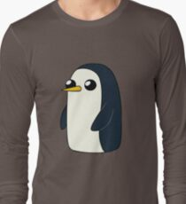Cute Animated Penguin  T-Shirt