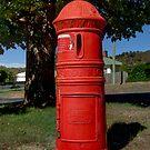 Original Australia Post Mail Box still in operation Bombala NSW  by Kym Bradley