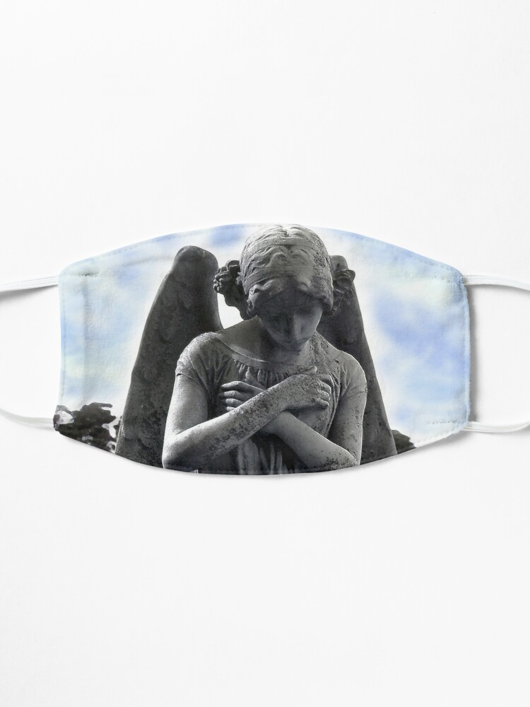 Alternate view of Angel in the Morning Mask