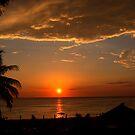 phuket sunset by fazza
