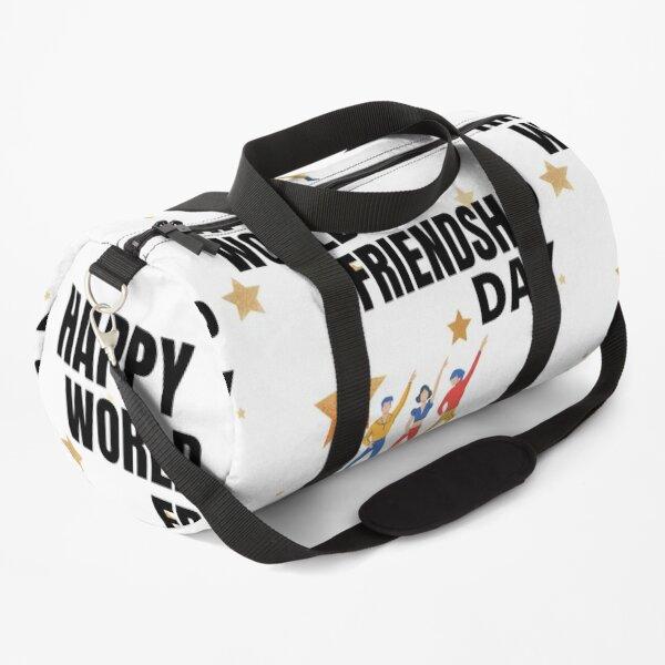 International Friendship Day 2020 Duffle Bag