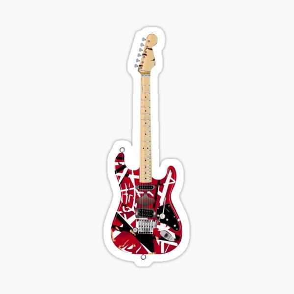 SpamHalen Guitar Sticker