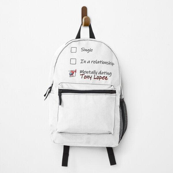 Mentally dating Tony Lopez Backpack