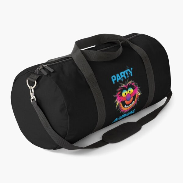 Party Animal Muppet - Blue Duffle Bag