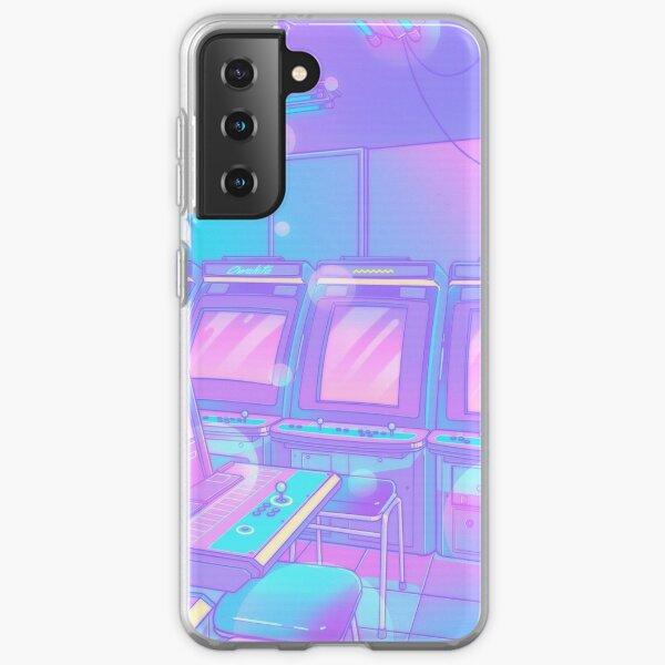 N E O N P O L I S Samsung Galaxy Soft Case