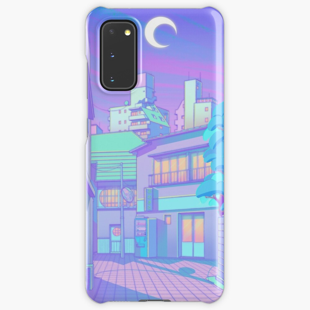 Night in Utopia Case & Skin for Samsung Galaxy