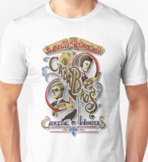 The World Renowned Cabal Bros Carnival of Wonders Slim Fit T-Shirt
