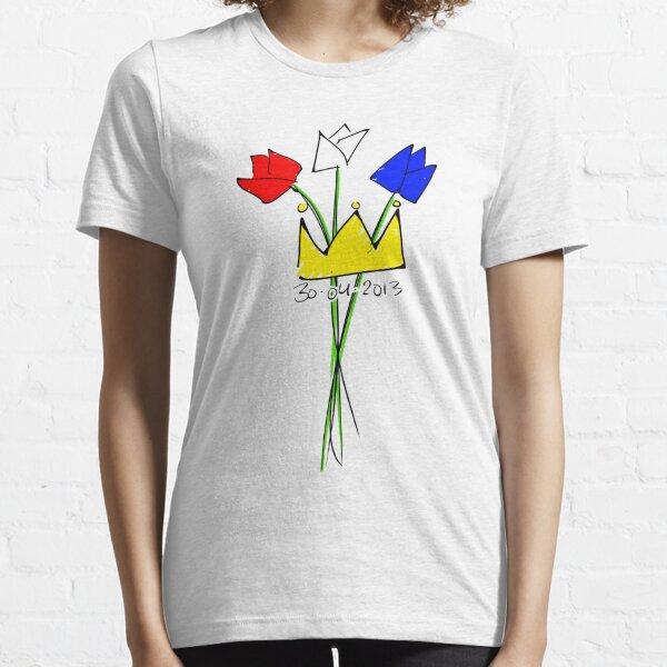 April 30, 2013. 1st Dutch Kingsday Essential T-Shirt