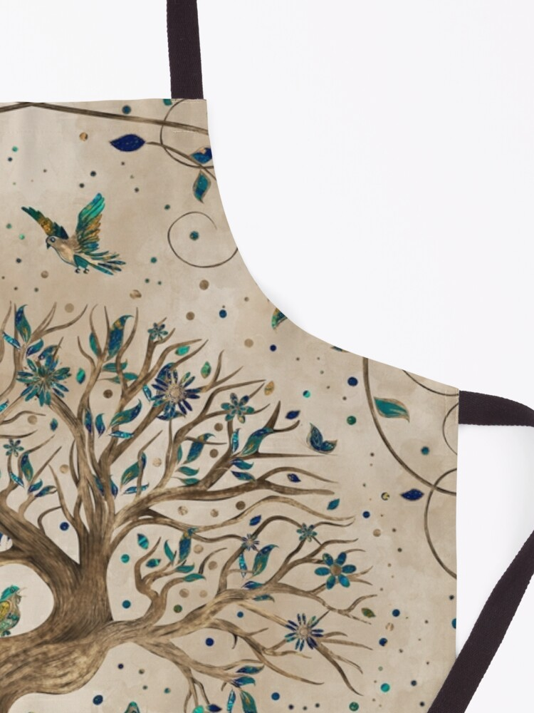 Alternate view of Tree of Life - Yggdrasil  Apron