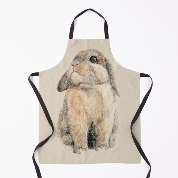 Cute Little Peter Rabbit Apron