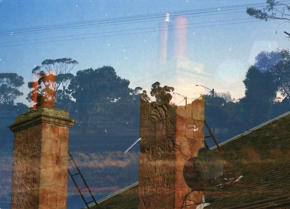 Film Swap, Australia and Scotland #12 by Mandy Kerr