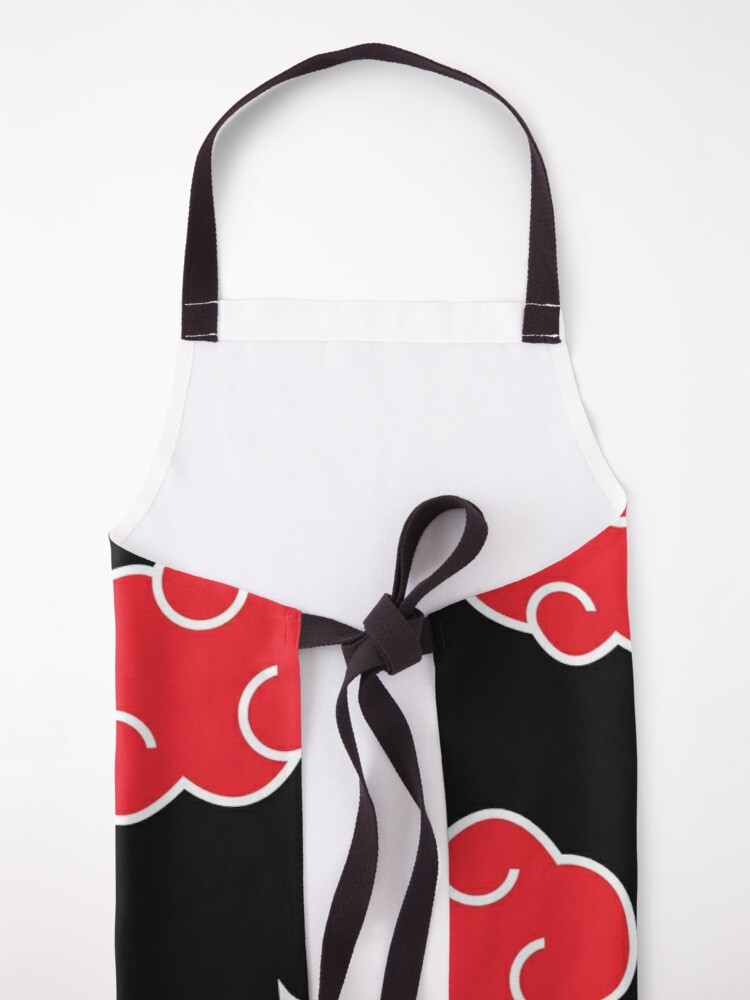 Alternate view of Anime Red Cloud n.a.r.u.t.o Apron