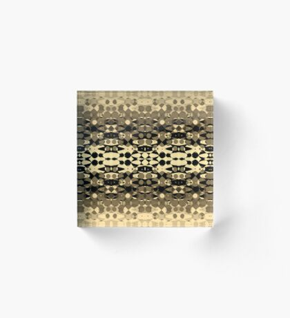 Eleven-50 Acrylic Block