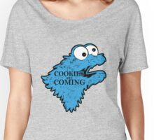Cookies is Coming Women's Relaxed Fit T-Shirt