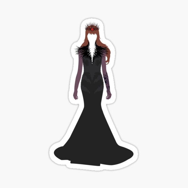 Feyre | A Court of Thorns and Roses Sticker