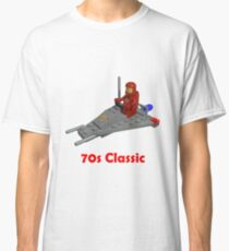 70s Classic Space Lego Classic T-Shirt