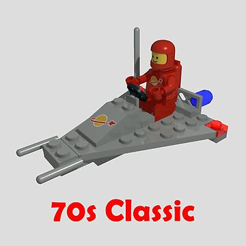 70s Classic Space Lego by bellingk