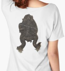 Trash the Frog Women's Relaxed Fit T-Shirt