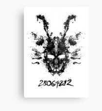 Imaginary Inkblot- Donnie Darko Shirt Metal Print