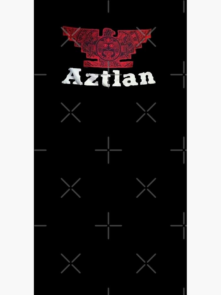 Norteños Aztlan huelga bird  by GetRight209