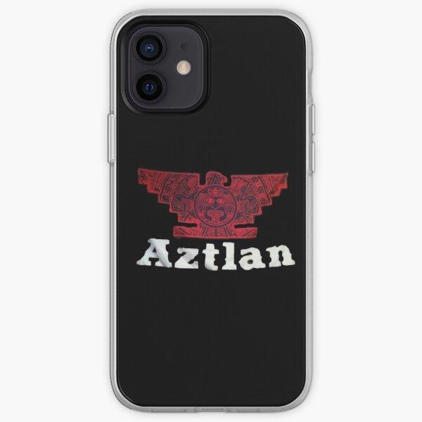 Norteños Aztlan huelga bird  iPhone Soft Case