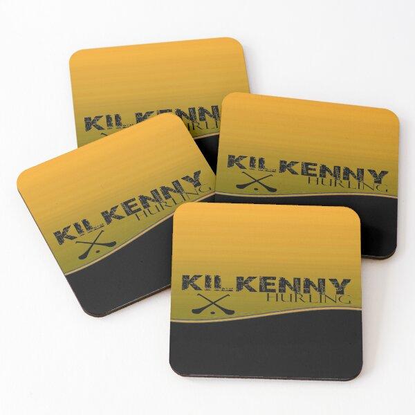 Kilkenny Hurling Ireland Coasters (Set of 4)