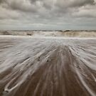 receding waves by willgudgeon