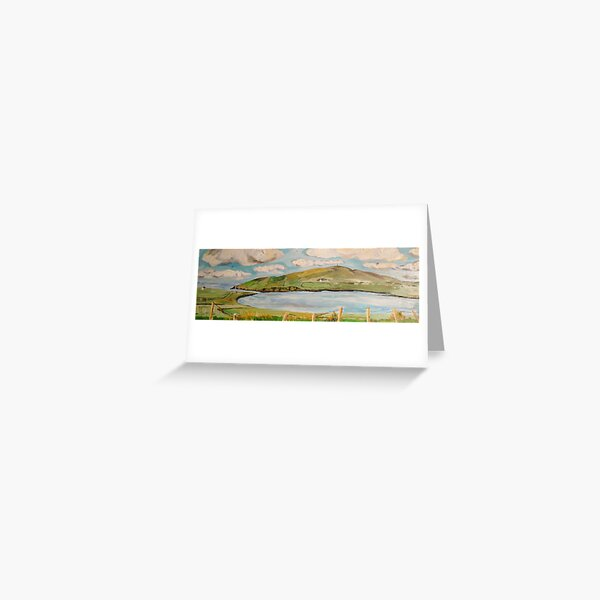 Dingle Bay, Kerry Ireland, Panel 1  Greeting Card