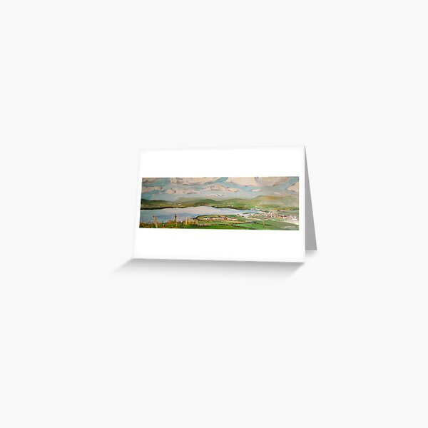 Dingle Bay, Kerry Ireland, Panel 2  Greeting Card