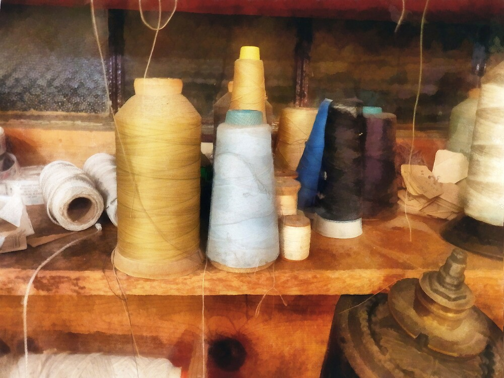 Tailor's Thread by Susan Savad