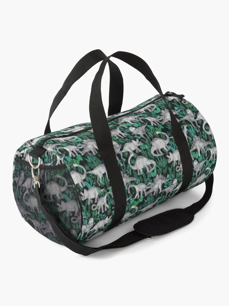 Alternate view of Dinosaur Jungle Duffle Bag
