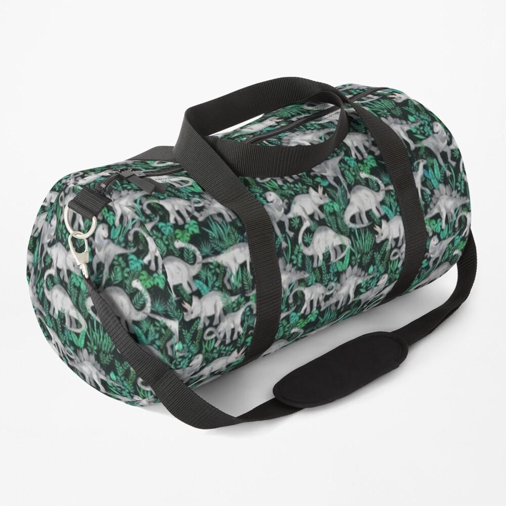 Dinosaur Jungle Duffle Bag