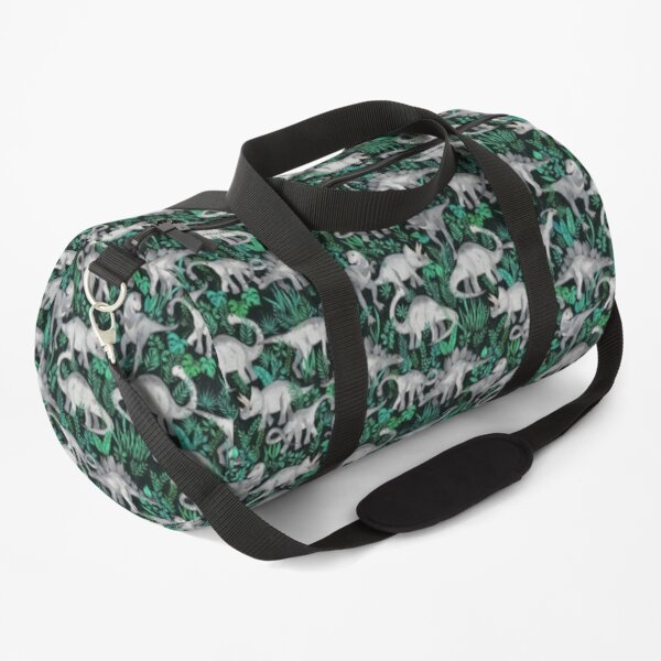 Dinosaur Jungle Duffle Bag